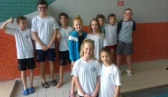Delfín Bratislava po prvý krát na pretekoch Int. SVS-Schwimmen Trophy