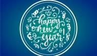 Šťastný nový rok 2019