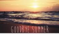 September 2018: GoodBye Summer a Prvé info o tréningoch